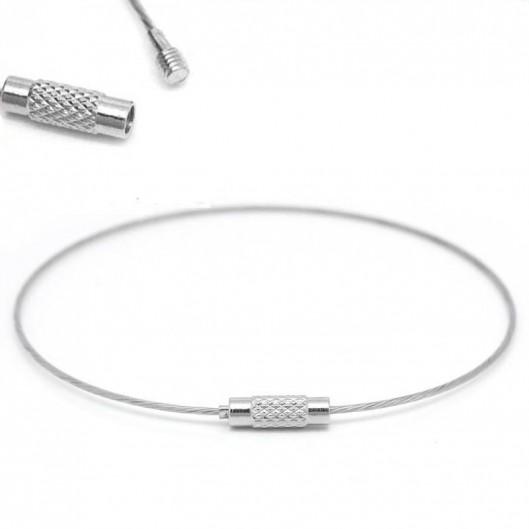 Ocelové lanko - struna na krk