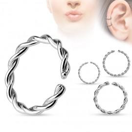 Piercing do nosu/ucha - kruh