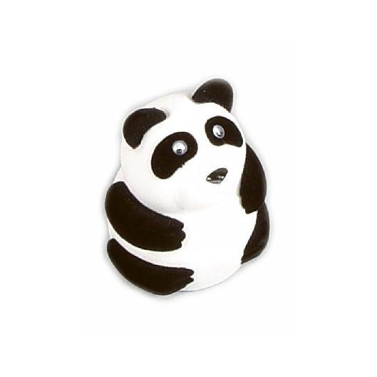 Dárková krabička semiš - panda