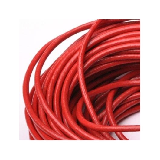 Snurka cervena s klipsem levně  0975ca3e45f