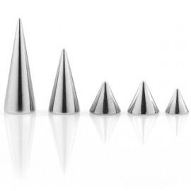 Piercing - náhradní špička na závit 1,6 mm