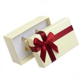 Dárková krabička na snubní prsteny