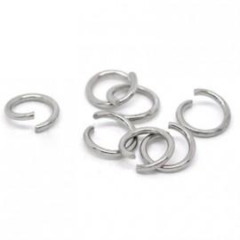 komponenty - ocelový kroužek 1,6x9 mm