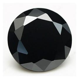 CZ Kubický zirkon - Black, pr. 2.50 mm