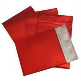 Dárkový sáček červený matný 60 x 70 mm