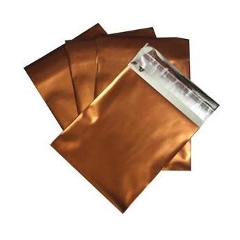 Dárkový sáček meděný matný 60 x 70 mm
