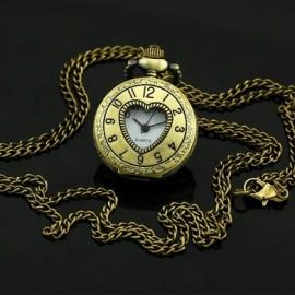Malé kapesní hodinky - cibule otrvírací