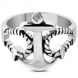 Prsten chirurgická ocel kotva LRMT616