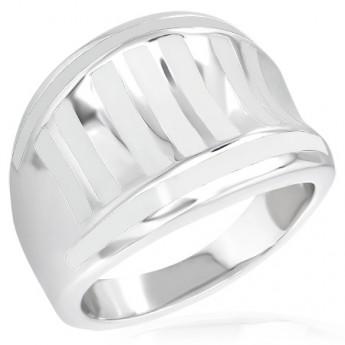 Prsten chirurgická ocel LRZT040