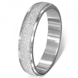 Snubní prsteny chirurgická ocel 1 pár LLRC357