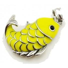Přívěsek chirurgická ocel rybka M090319P