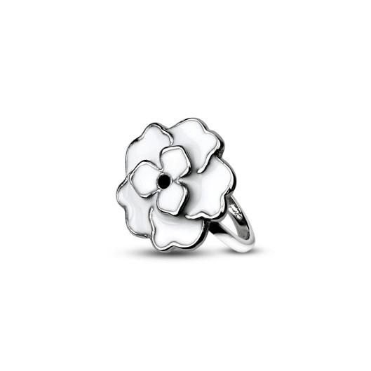 Prsten chirurgická ocel květ HWRH2017