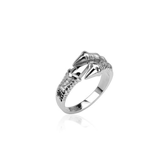 Prsten chirurgická ocel drápy HWR8017