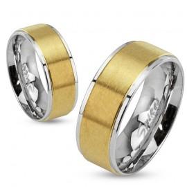 Snubní prsteny chirurgická ocel OKRM0027