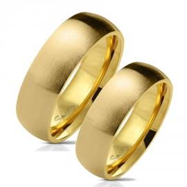 Snubní prsteny chirurgická ocel HKOPR0070