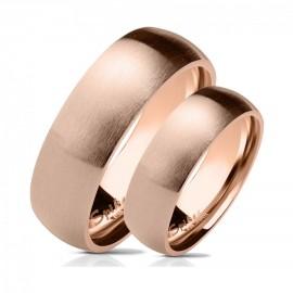 Snubní prsteny chirurgická ocel OKR027R