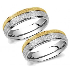 Snubní prsteny chirurgická ocel SRRC0365