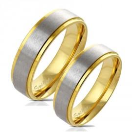 Snubní prsteny chirurgická ocel HKOPR0073
