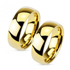 Snubní prsteny chirurgická ocel MAR004
