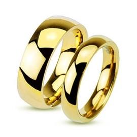 Snubní prsteny chirurgická ocel MAR002