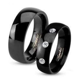 Snubní prsteny chirurgická ocel SRRC2049