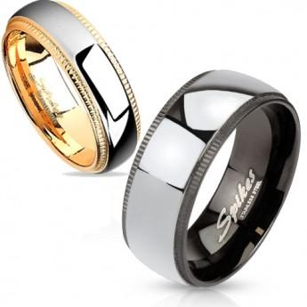 Snubní prsteny chirurgická ocel OKRM4638