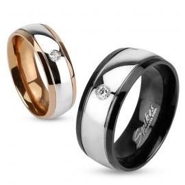 Snubní prsteny chirurgická ocel OKRM2956