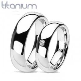 Snubní prsteny titan HKTT10351025a