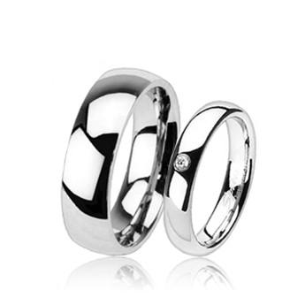 Snubní prsteny titan HKTT10351025