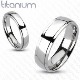 Snubní prsteny titan HKTT1021
