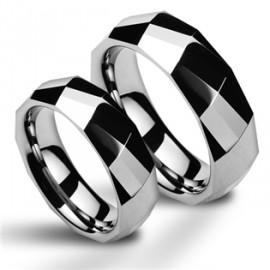 Snubní prsteny wolfram HKNWF1046