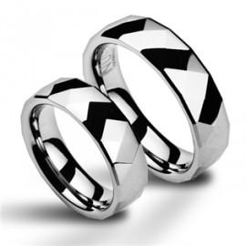 Snubní prsteny wolfram HKNWF1034