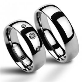 Snubní prsteny wolfram HKNWF1025z3