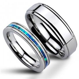 Snubní prsteny wolfram HKNWF1022