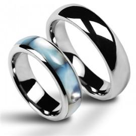 Snubní prsteny wolfram HKNWF101925