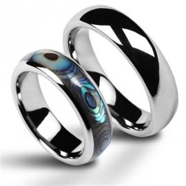 Snubní prsteny wolfram HKNWF101825
