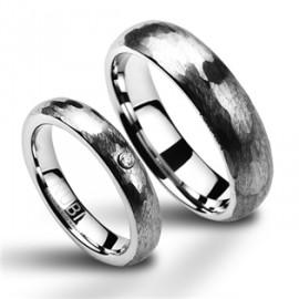 Snubní prsteny wolfram HKNWF1010z