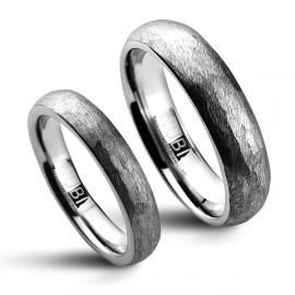 Snubní prsteny wolfram HKNWF1010