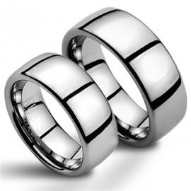 Snubní prsteny wolfram HKNWF1007