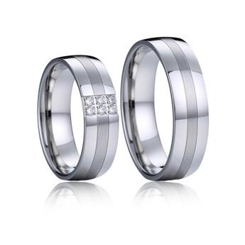 Snubní prsteny chirurgická ocel AE031