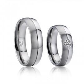Snubní prsteny chirurgická ocel AE025