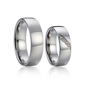 Snubní prsteny chirurgická ocel AE017
