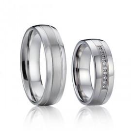 Snubní prsteny chirurgická ocel AE015