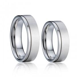 Snubní prsteny wolfram HKNWF1026
