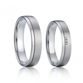 Snubní prsteny wolfram HKNWF1025-4z