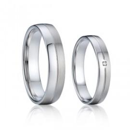 Snubní prsteny wolfram HKNWF1025