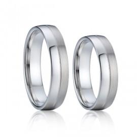 Snubní prsteny chirurgická ocel AE008a