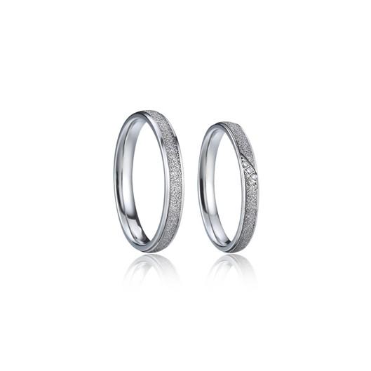 Snubní prsteny chirurgická ocel AE007