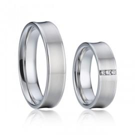 Snubní prsteny chirurgická ocel AE006
