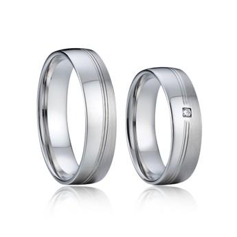 Snubní prsteny chirurgická ocel AE005